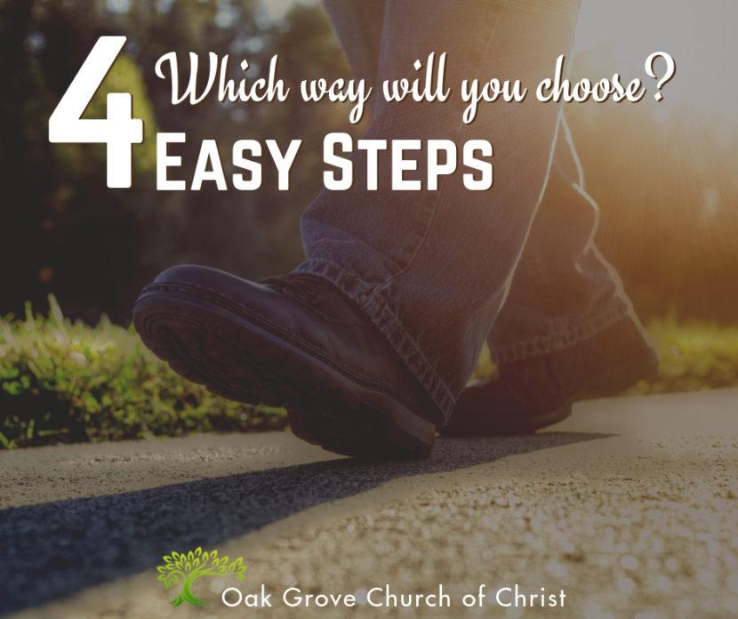 Zephaniah's Four Easy Steps | Jack McNiel, Evangelist, Oak Grove Church of Christ