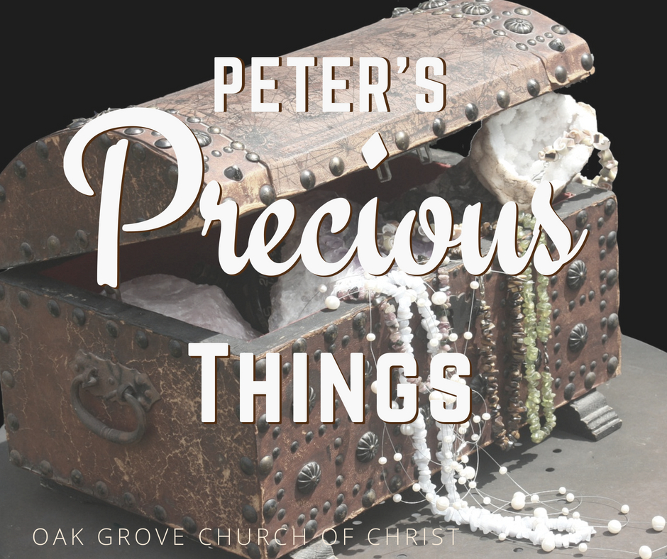 Peter's Precious Things
