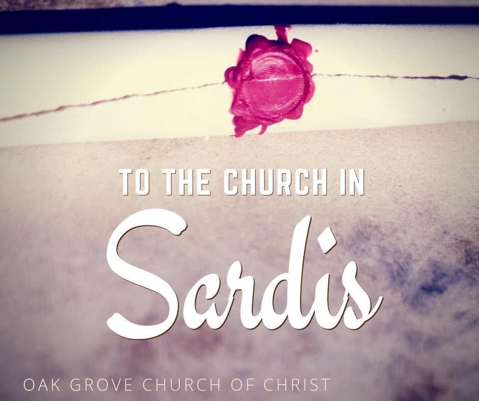 To the Church in Sardis