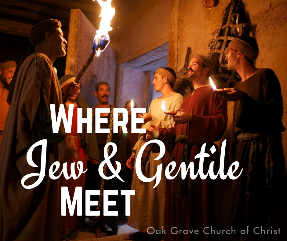 Where Gentile and Jew Meet