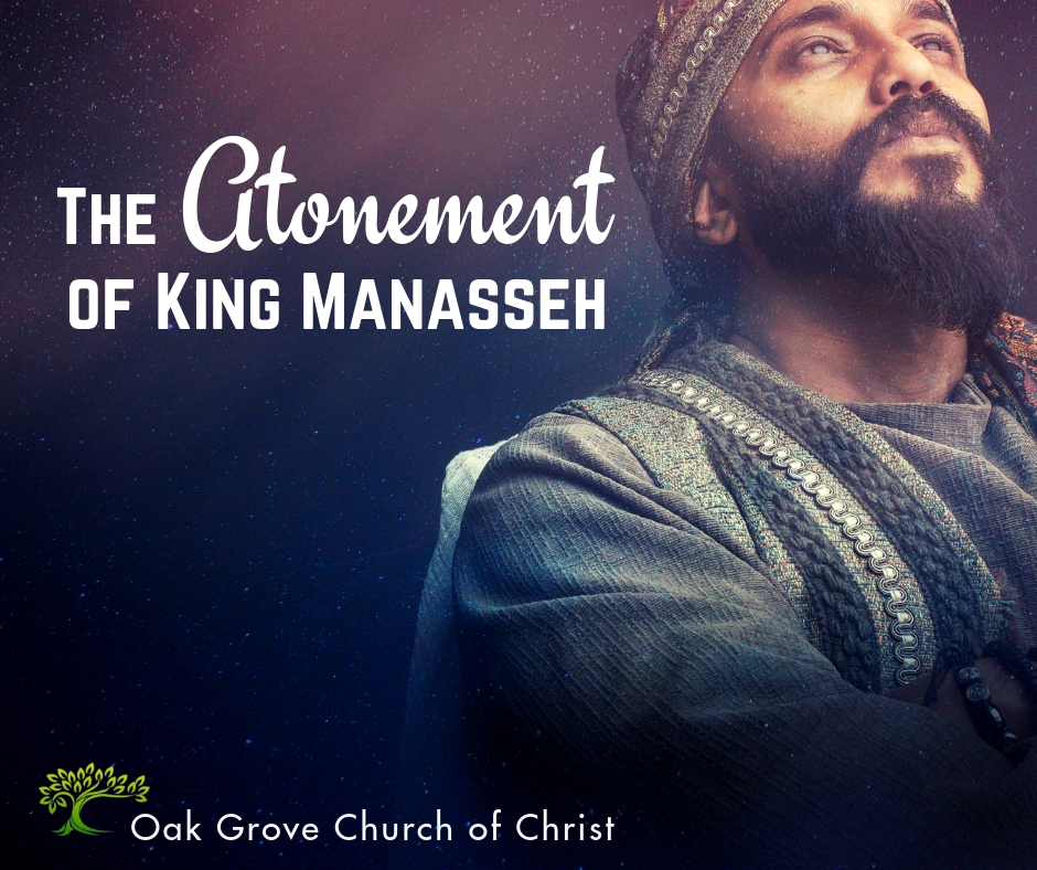 The Atonement of King Manasseh