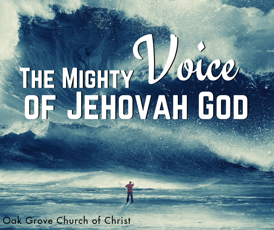 The Mighty Voice of Jehovah God