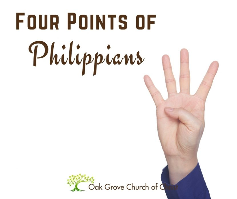 Four points of Philippians